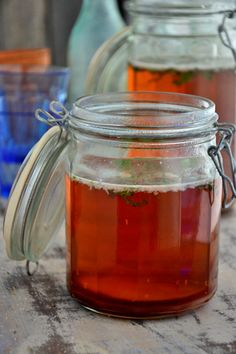 Hot Coconut Herbal Tea #glutenfree