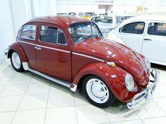 VW Fusca Beetle 1968