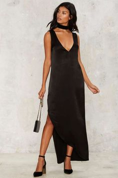Back to the Woods Maxi Dress   Shop Clothes at Nasty Gal!