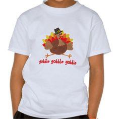 Gobble Gobble - Funny Thanksgiving - T-shirt http://www.zazzle.com/gobble_gobble_funny_thanksgiving_t_shirt-235041732643263981?rf=238675983783752015