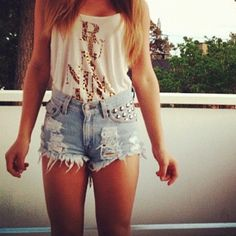 cute summer clothes ♥
