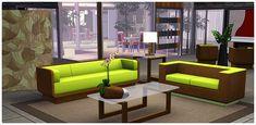 Conjunto Completo Divânio - Store - The Sims™ 3