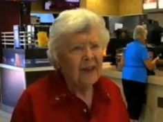 This 92-Year-Old Woman Is Still Working For McDonald's.