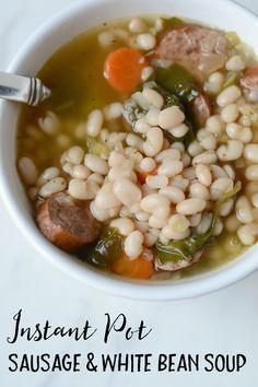 The best Instant Pot soup recipe