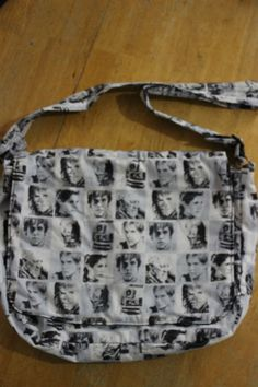Star Wars Messenger Bag by Lilalria on Etsy