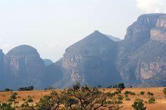 Three Rondavels, Blyde river canyon, SA