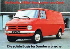 Bedford Blitz, The Bedford, Vintage Cars, Retro Vintage, Bedford Truck, Classic Cars, Classic Auto, Van Car, Car Brochure