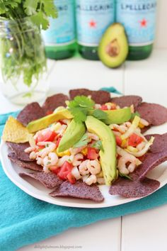 Simple Shrimp Ceviche Recipe