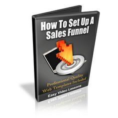 NeoTuts.com | How To Set Up A Sales Funnel - There is science behind selling products on the internet. Find out what it is and send your sales into orbit! Make Money Online, How To Make Money, Video Library, Easy Video, Great Videos, Internet Marketing, Online Business, Led, Learning