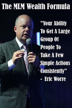 This is what marketing is all about. Getting a large group of people to take consistent action. Are you ready to take action? Click The LInk if You Think You Are: www.themoneyeffect.com/?aff=venyc28