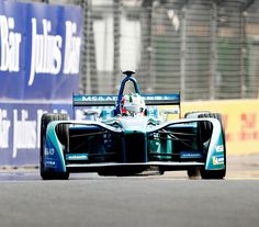 Pioneering spirit and the courage to innovate: the history of Formula E