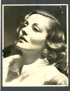 GREAT TALLULAH BANKHEAD PORTRAIT BY HURRELL - DOUBLEWEIGHT  - DBLWT