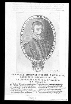 [Retrato de José Vela]. Courbes, Jean de (ca. 1592-ca. 1641) — Grabado — 1600-1699?