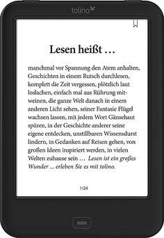 tolino shine 2 HD eBook-Reader