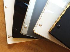 LASER ENGRAVING Custom Portfolio Engraving by SleekPortfolios