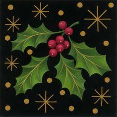 Stephanie Stouffer Christmas Rock, Christmas Canvas, Christmas Paintings, All Things Christmas, Vintage Christmas, Christmas Holidays, Christmas Crafts, Christmas Decorations, Christmas Ornaments