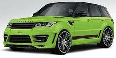 Range Rover Sport Modified