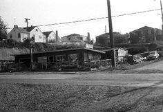 Guyol's Landscaping and Floral in Greenwood, 1956