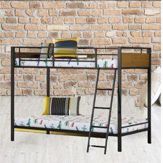 Bedroom Furniture, Home Furniture, Twin Bunk Beds, Dorm, Home Decor, Bed Furniture, Dormitory, Decoration Home, Home Goods Furniture