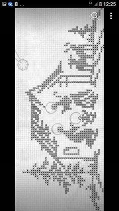 Cross Stitch Charts, Cross Stitch Designs, Cross Stitch Patterns, Cross Stitching, Cross Stitch Embroidery, Hexagon Quilt Pattern, Crochet Angel Pattern, Fillet Crochet, Christmas Cross