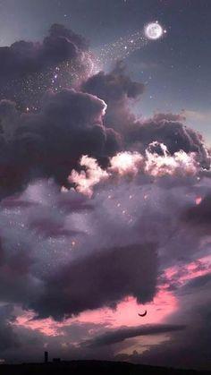 click-to-see-more-bling-bling-galaxy-moon-and-star-wallpaper-galaxywallpaper-galaxyart-moonaesthe/ SULTANGAZI SEARCH Moon And Stars Wallpaper, Pink Clouds Wallpaper, Galaxy Wallpaper Iphone, Night Sky Wallpaper, Planets Wallpaper, Star Wallpaper, Iphone Background Wallpaper, Nature Wallpaper, Iphone Wallpapers