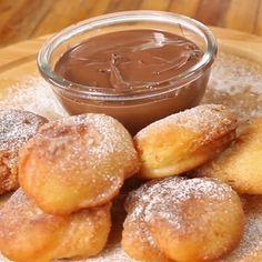 Cinnamon Donut Holes