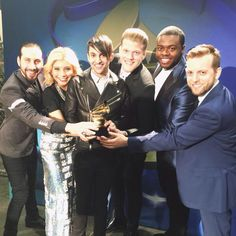 PTX WON A GRAMMY!!