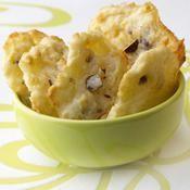 Cookies+au+roquefort+et+aux+noisettes+-+une+recette+Entre+amis+-+Cuisine Slimming World Recipes, Cookies Et Biscuits, Mini Cakes, Finger Foods, Love Food, Tapas, Macaroni And Cheese, Party, Brunch
