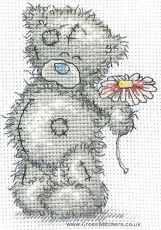 A Flower For You - Tatty Teddy Cross Stitch Kit