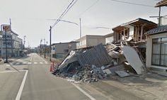 Fukushima town revealed in Google Street View two years after tsunami  Mayor of Namie invites Googles cameras in to stop world forgetting twin disasters of tsunami then nuclear meltdown