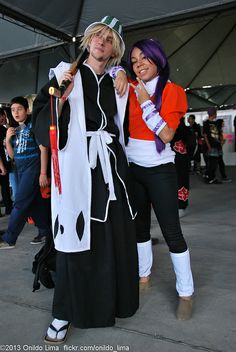 Anime Friends | http://www.amazingcosplaypics.com/image/2515/Anime_Friends/