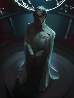 Star Wars Rogue One - Director Krennic of Powersimon!