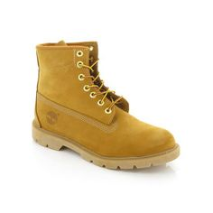 "Bottines ""Timberland 6 Inch Basic"" beiges - Vente privée Timberland My Store"