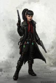 Shadowrun favourites by HypnotistFox on DeviantArt