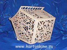 Сказочный домик из бумаги своими руками. МК и схемы для вырезания