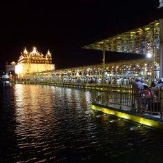 The Golden Temple, Amritsar.