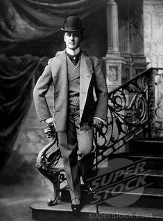 Bête de mode vers 1895