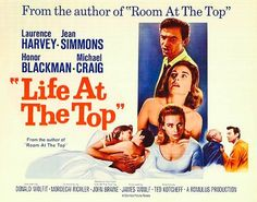 'Life At The Top' (1965) ... The sequel to 'Room At The Top' ...
