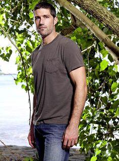 "Matthew Fox played Dr. Jack Shephard on ""LOST."""