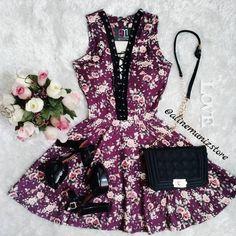 Como não se apaixonar?  #alinemunizstore #modasalvador #modinha #modaverao #modaparameninas #salvadorfashion #instamoda #vestidoboneca #bojo