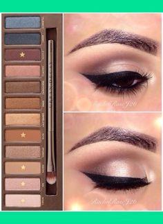Naked Palette look #1 | Rachel R J.'s (RachelRoseJ26) Photo | Beautylish