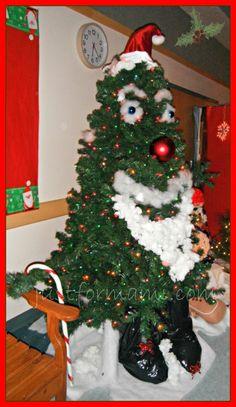 Decoraciones hechas con ganchos de ropa manualidades faciles sencillas economicas latas - Decoraciones de navidad manualidades ...
