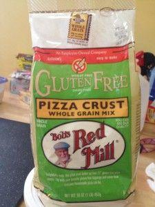 Crispy Gluten Free Calzones Stuffed With Ricotta, Mozzarella, and Sauce