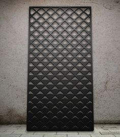 Geometric | Miles and Lincoln | Laser cut screens | Laser cut panels