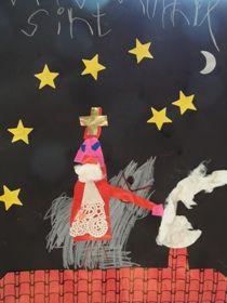 jufjanneke.nl - Sinterklaas Christmas Ornaments, Holiday Decor, School, Fun, Crafts, Xmas Ornaments, Fin Fun, Manualidades, Christmas Jewelry