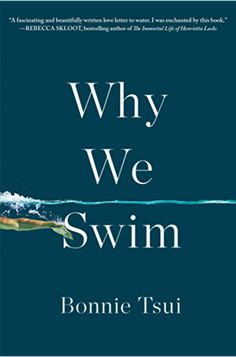 Bonnie Tsui Investigates 'Why We Swim' Through People And Places Across The Globe : NPR New Books, Good Books, Books To Read, Us Swimming, Swim Club, Human Behavior, Human Nature, Great Stories, Love Letters