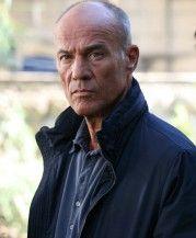 Heiner Lauterbach, dt. Schauspieler, in Israel