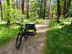 Is a bicycle kid trailer safe? Not so, if you do offroad! Please read th...