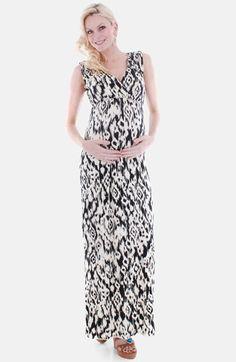 Everly Grey 'Jill' Maternity Maxi Dress | Nordstrom