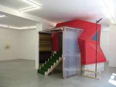 Rural Studio: The Lucy House Tornado Shelter, 2007